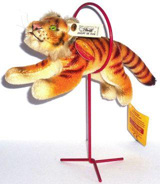 Steiff Jumping Tiger Serie