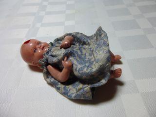 Puppenstuben - Puppe Zelluloid,  Ca.  1920 Bild