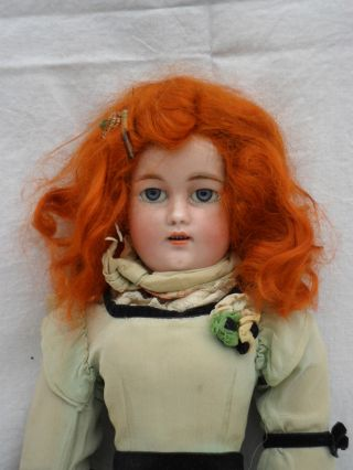 55cm Antike Puppe 20