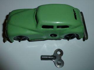 Blechspielzeug,  Auto,  Schlüssel,  Späte 40er Jahre,  Blechauto,  Lloyd,  Top Bild