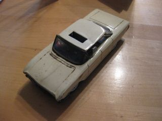 Japan Blech Tin Toys Us Ami Schlitten 60er Jah.  Chevrolet? Besp.  Taxi? Fehlteile Bild