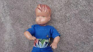 Schildkröt Puppe Schnuppe Sternchen Ca 1954 Bild