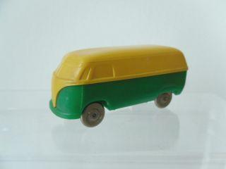 Lego Vintage Ca.  1:87 - Unverglaster Vw Kastenwagen T1 Bully - Nr 258 - 50er J. Bild