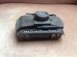 Alter Arnold Panzer A 680 A680 Gama Tippco Tank Metallketten Raupe Uhrwerk Feder Bild