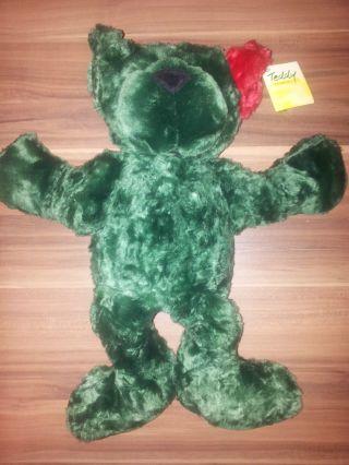 Teddy Bär Grüne Bild