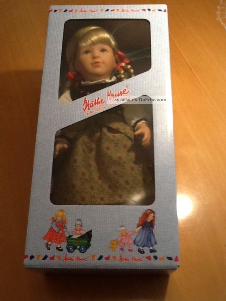 Käthe Kruse Puppe Toni Weihnachtspuppe Käthe Kruse Bild