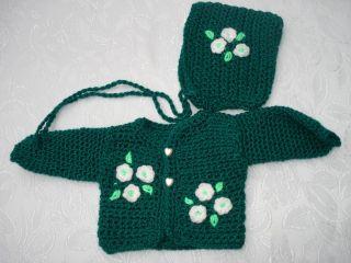 Puppenkleid - Trachtenjacke Und Mütze - Puppenkleidung Bild