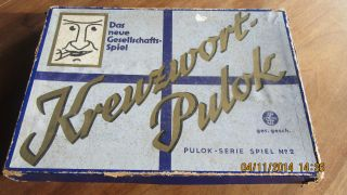 Kreuzwort - Pulok Bild