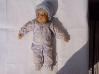Käthe Kruse Puppe Babypuppe Bild