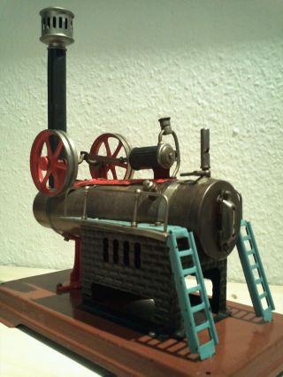 Sammlertraum Aus Dem Hause Doll & Co Liegende Dampfmaschine Bild