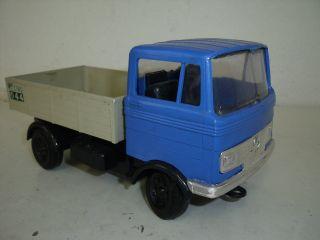 Big Lkw Mersedes - Kipper M.  Elektroantrieb 60 - Ger Jahre Bild