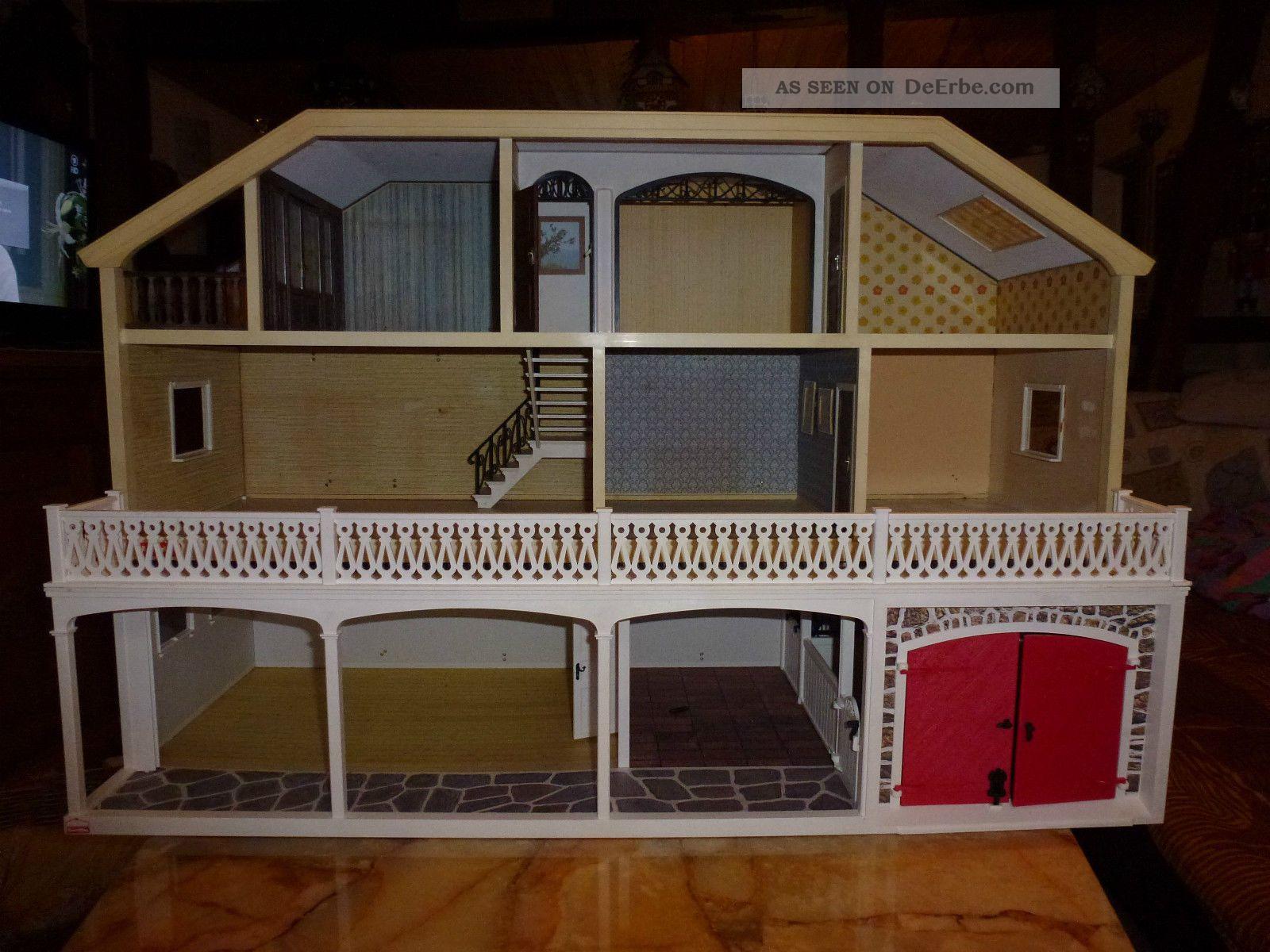 Möbel möbel design epochen : Puppenhaus, Garage Von Lundby Nostalgieware, nach 1970 Bild