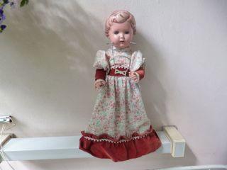 Zwei Alte Schildkröt Puppen - Ursel Und Inge Bild