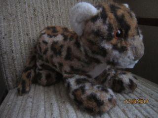 Steiff Jungleopard Patchy 40 Cm Bild