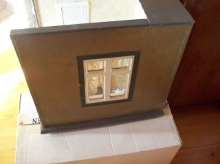 Puppenstube Zweiraumstube 30er Jahre Alt Mit Möbel Bild