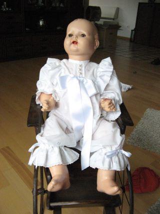 Alte Puppe Bild