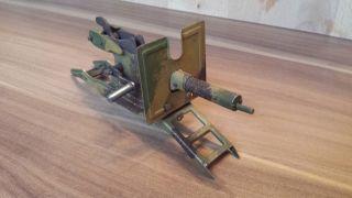 Maschinengewehr Mg Blechspielzeug Bild