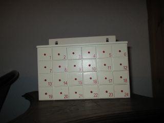 Schublanden Schank Puppenstube Geschenke Kiste Loft Bild