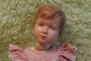 Antique Celluloid Puppe - 47 Cm.  Katia Cruz.  Deutschland. Bild