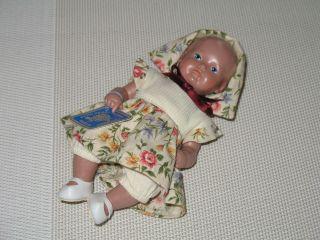 Niedliche Schildkröt Puppe Strampelchen 16 Cm Mit - Puppenkleidung Bild