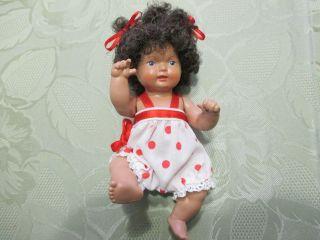 Schildkröt Puppe - Babypuppe - Strampelchen 16cm Bild