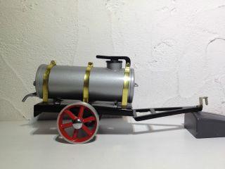 1 Wilesco Sprengwagen A 38 Als Zubehör Für Dampfwalze Bild