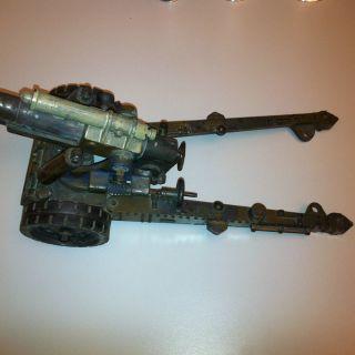 Blechspielzeug Metallspielzeug,  Flak - Kanone - Geschütz Bild