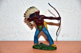 Lineol Indianer Nr.  1 Bild