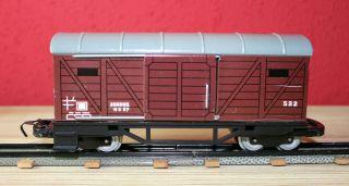 Billerbahn 522 Güterwagen - Zugreifen Bild