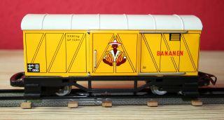 Billerbahn 524 Bananenwagen - Ansehen Bild