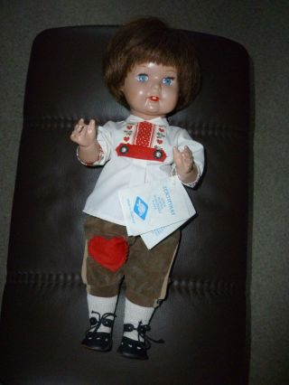 Puppe Schildkröt