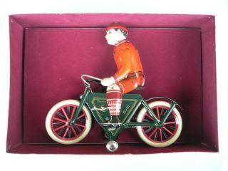 Dbs Blechspielzeug Fahrrad,  Rolli 230 Bild