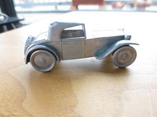Kleines Metall - Auto Bild