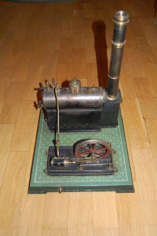 Große Dampfmaschine Bing Bild