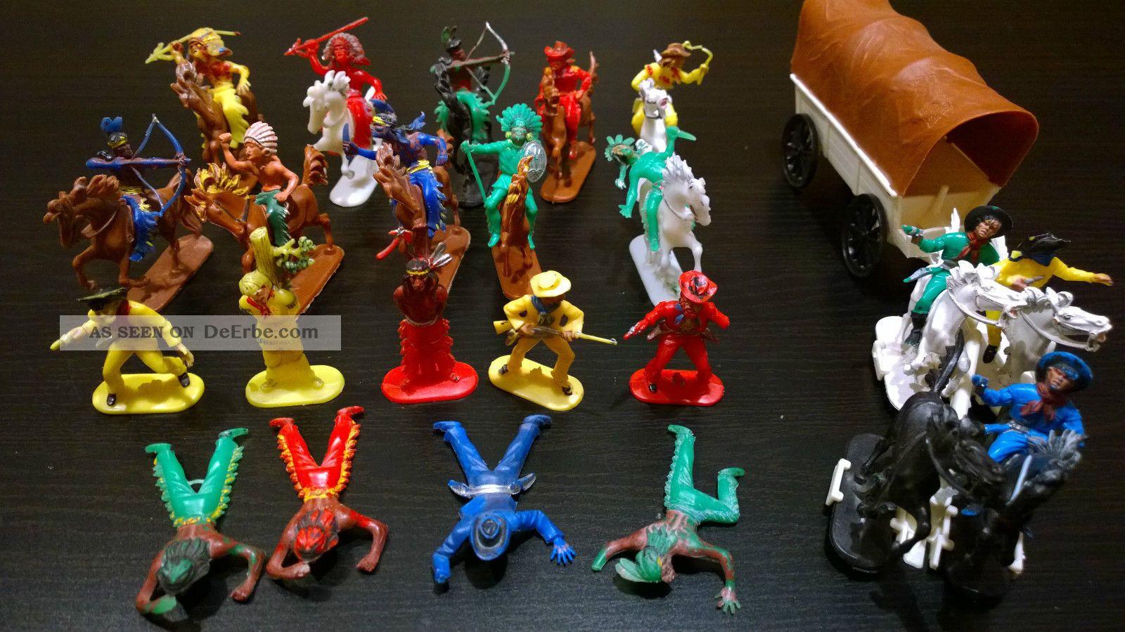 spielzeug indianer figuren