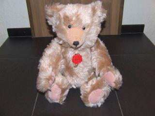 Sammler - Teddy: Bär ' Antique Rose ' Von Teddy Hermann 1997 Bild