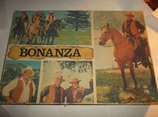 Bonanza Kartenspiel
