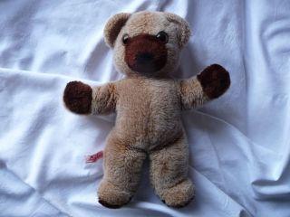Sigikid Teddybär Stoffbär Teddy,  Neuwertig,  80er Jahre,  1 A Bild