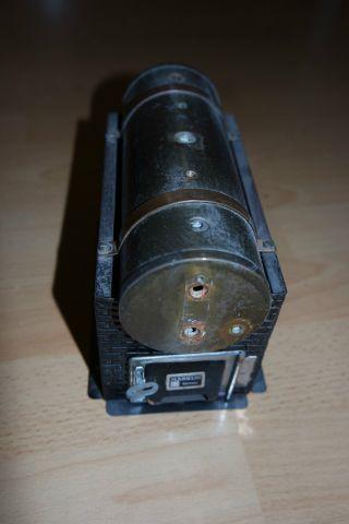 Märklin Kessel Mit Kesselhaus Für Dampfmaschine Nr.  7 Steam Engine Bild