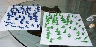 Figuren Militär Bild