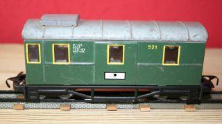 Billerbahn Packwagen 521 Bild
