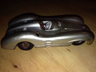 Kellermann Blech Mercedes Silberpfeil Nr.  383 Made In Western Germany Bild