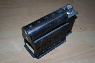 Bing Kessel Mit Kesselhaus Für Dampfmaschine Steam Engine Bild