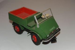 Steiff Unimog Holz - Und Blechspielzeug Bild
