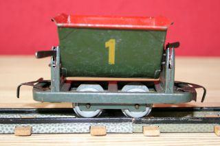 Billerbahn 001 Kipplore Nr.  1 Mit Losem Muldenbogen Bild