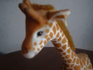 Steiff Giraffe Bendy 0755/40 1975 - 1985 Bild