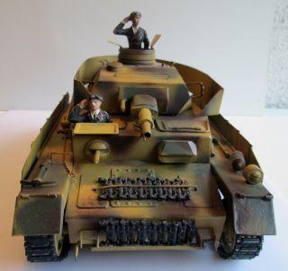 Panzer Von Lineol Elastolin Oder Hausser Für 7cm Figuren Schwere Ausführung Bild
