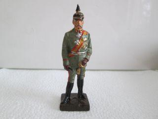 Lineol Generalfeldmarschall Paul Von Hindenburg Top - Erhaltung Bild
