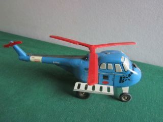 Alter Gama Helikopter 2001 Bild