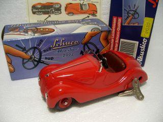 Schuco Akustico 2002 Bmw 328 Cabriolet Fahrwerk,  Hupwerk 1:30 Okt Miwg 1989 Bild